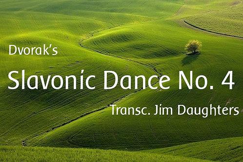 "Slavonic Dance ""Sousedská"" Op. 46, No. 4"
