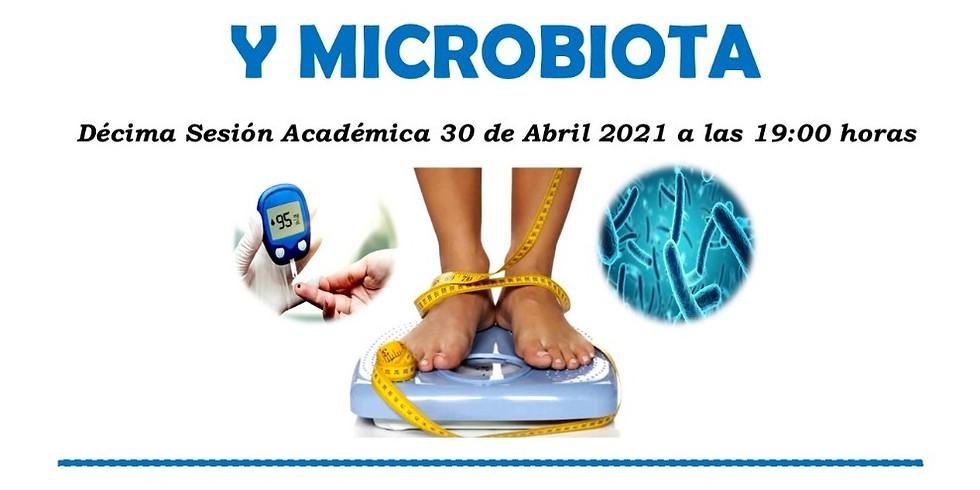 Diabetes, Obesidad y Microbiota