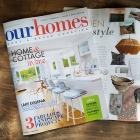 Our Homes 2018 summer