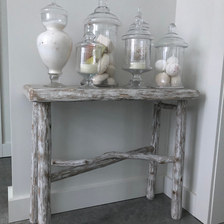 """""""Tranquil"""" Collection - Sara's custom table"""