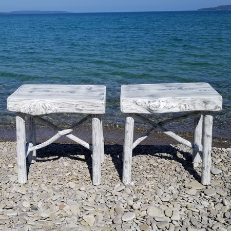 """""""Serene"""" Collection end/side tables"""