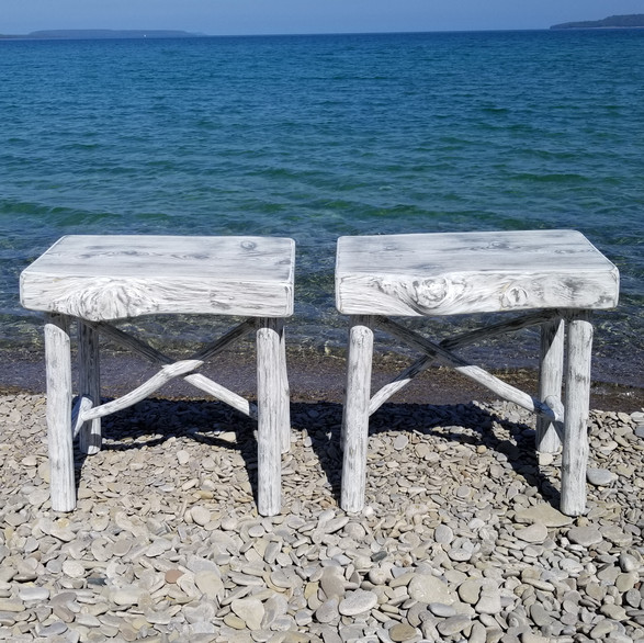 """Serene"" Collection end/side tables"