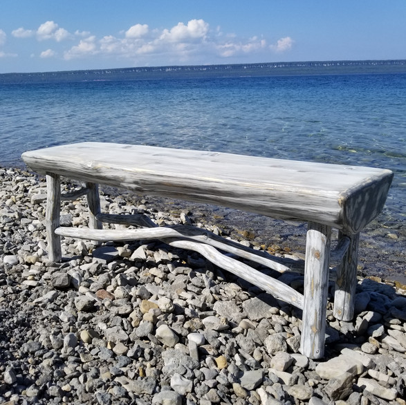 """Serene"" Collection bench"