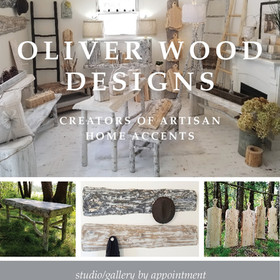 Oliver Wood Designs Our Homes fall 2018