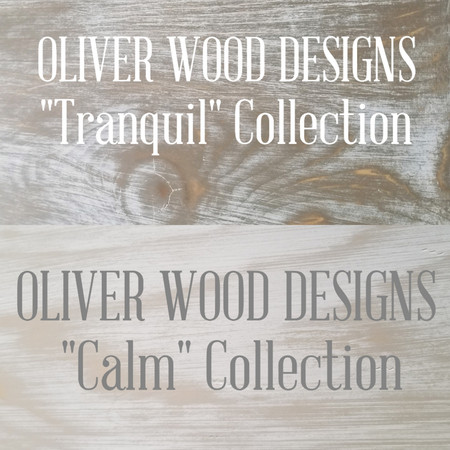 Tranquil and Calm collections