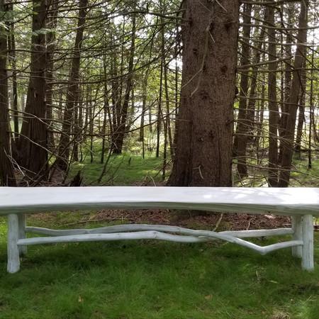 """""""Calm"""" Collection bench"""