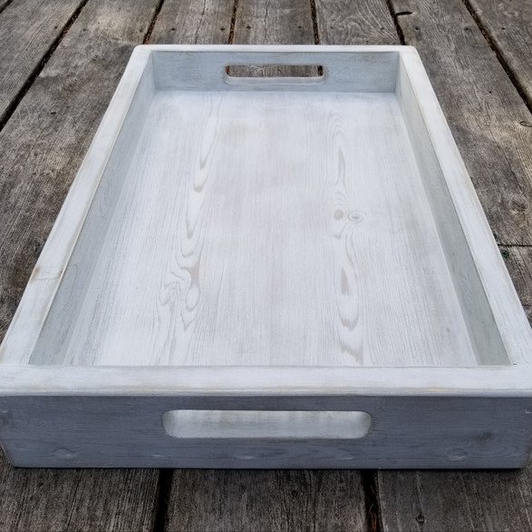 """Calm"" Collection serving tray"