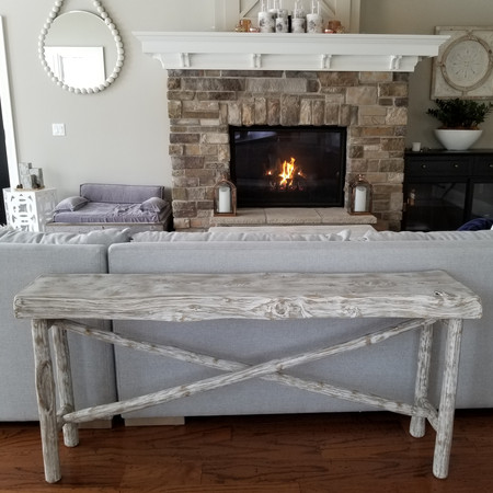 """""""Tranquil"""" Collection-sofa table"""