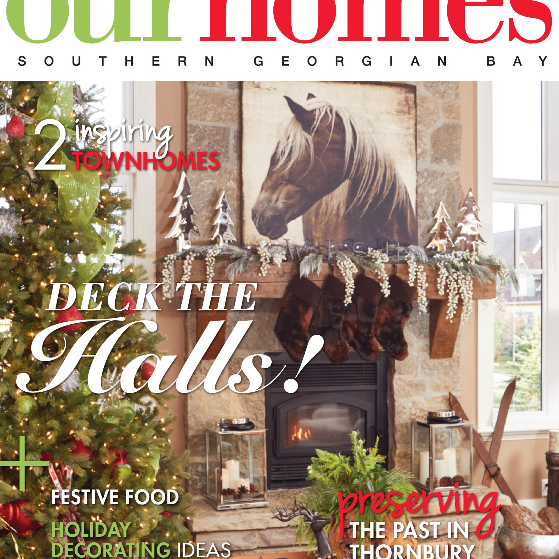 Our Homes Fall 2018