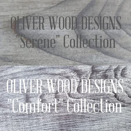 Serene and Comfort collections