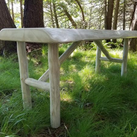 Organic coffee table