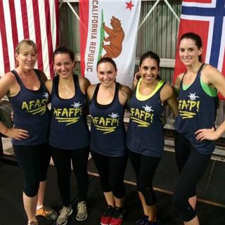 AFAFP girls