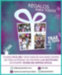 """Campaña Soliaria """"Regalos para Todos"""" - donación regalos niños y adultos"""