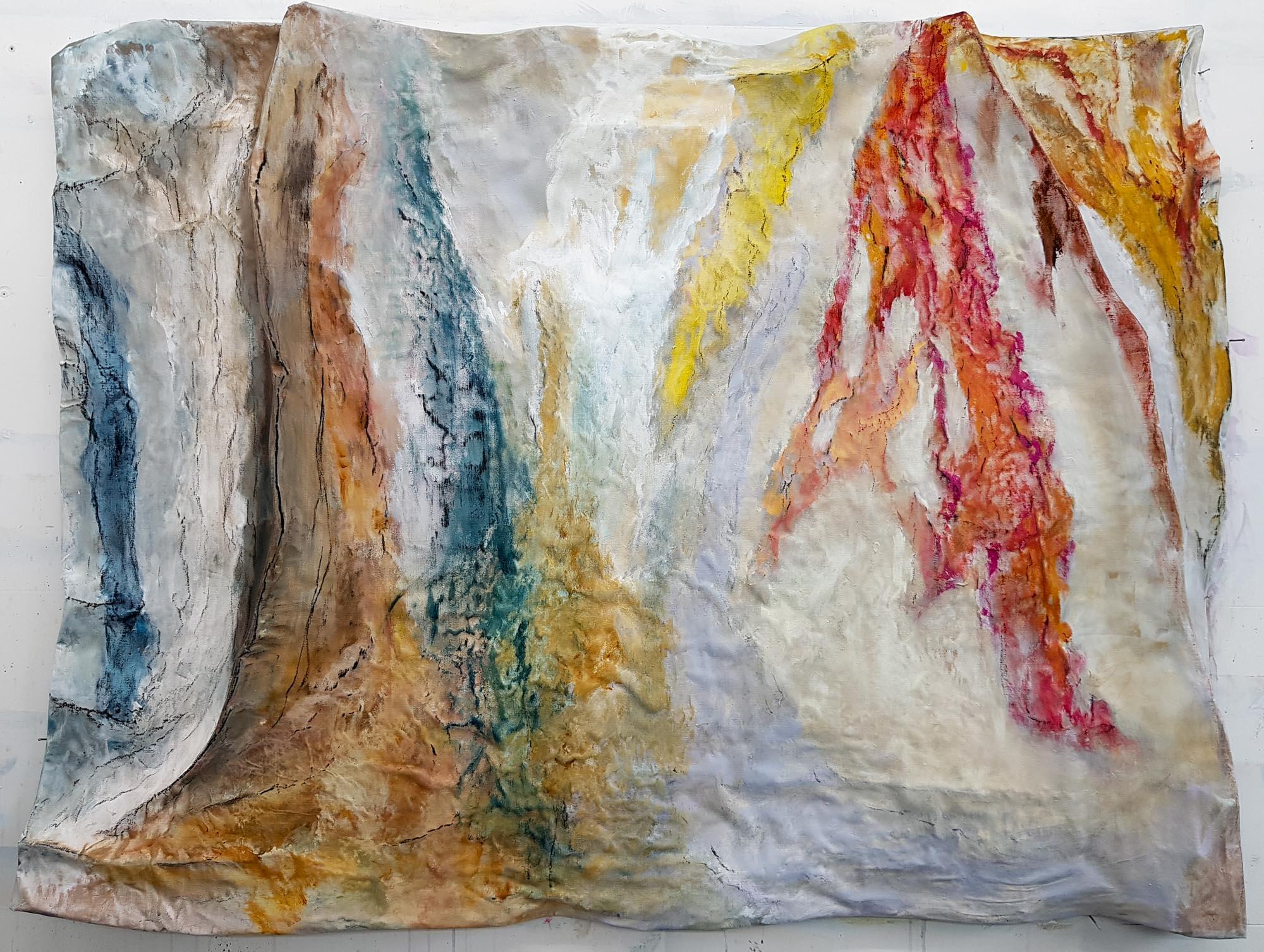 Lever de rideau-140x180cm