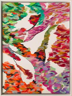Fleuraisons - 76x56
