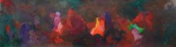 Pariétal- 43x146cm
