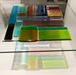 Construction-35x30cm-Plaque de verre