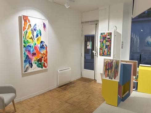 """""""Après la ville"""" - A l'Atelier - Exposition Décembre 2016"""