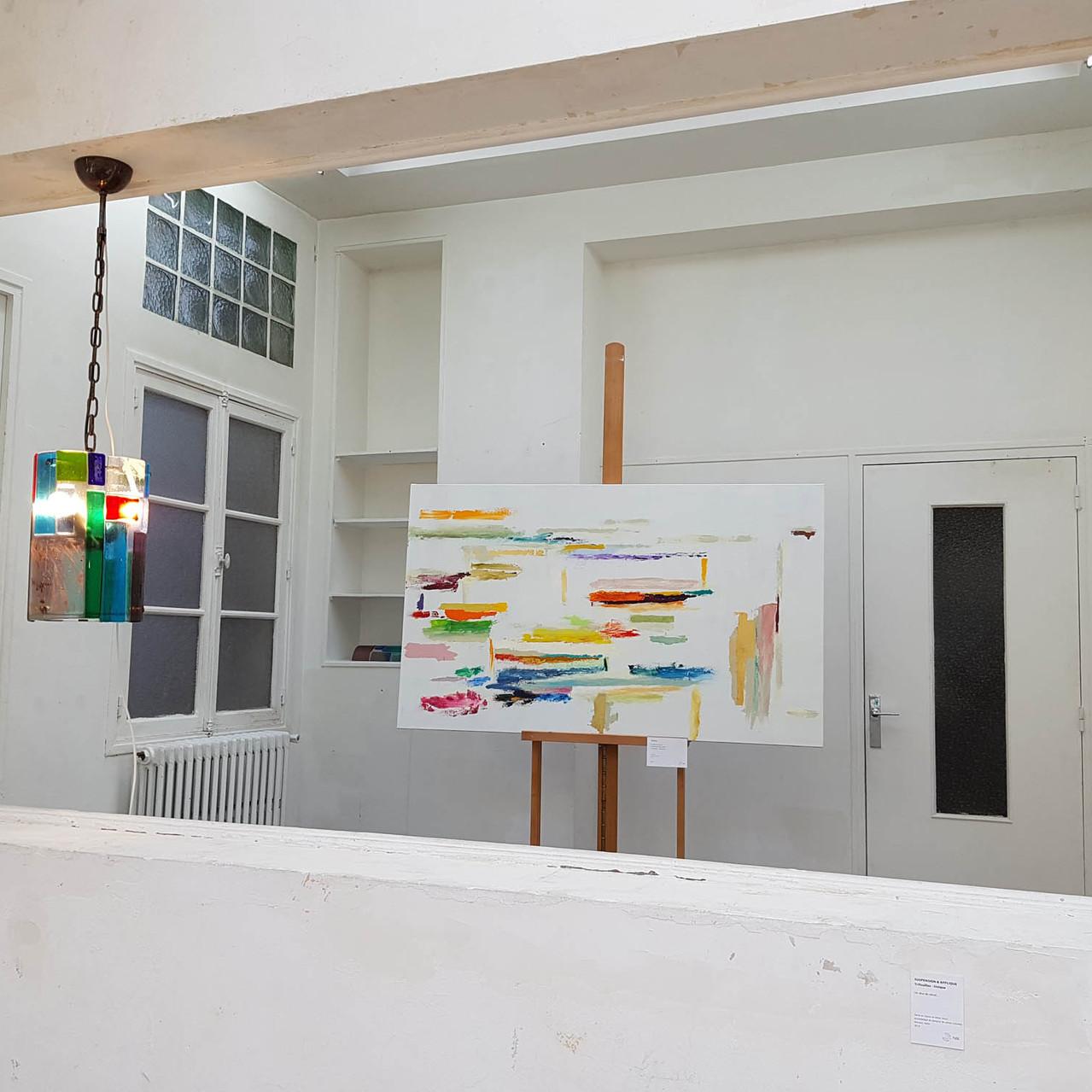 Réctial A16-Galerie Mercier Associes