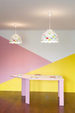 """Table et """"mur tableau"""""""