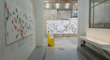 Récital A16- Exposition Galerie Mercier&Associés