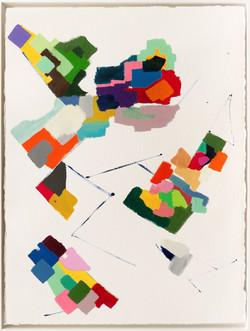 Par Dessus les Cimes - 76x56 cm