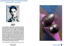 Magazine Most, publication