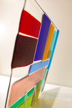 Construction-Plaques de verre de dos