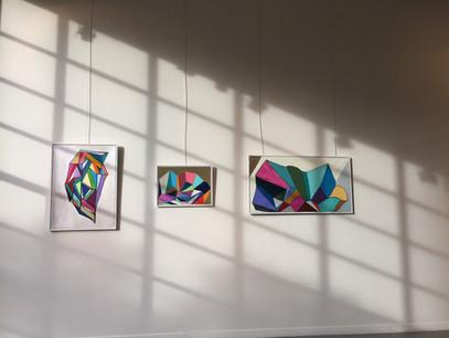"""""""Territoires de la couleur"""" - Atelier Barillet du 10 Juin au 02 Juillet 2017"""