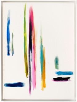 Zen 76x56cm-Acrylique sur papier
