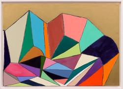 Confleunce n°3 - 50x70 cm