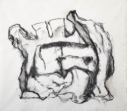 Caverne-Empreinte J Utzon-120x135cm