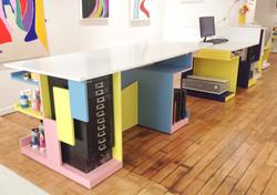 Table de dessin L155cm