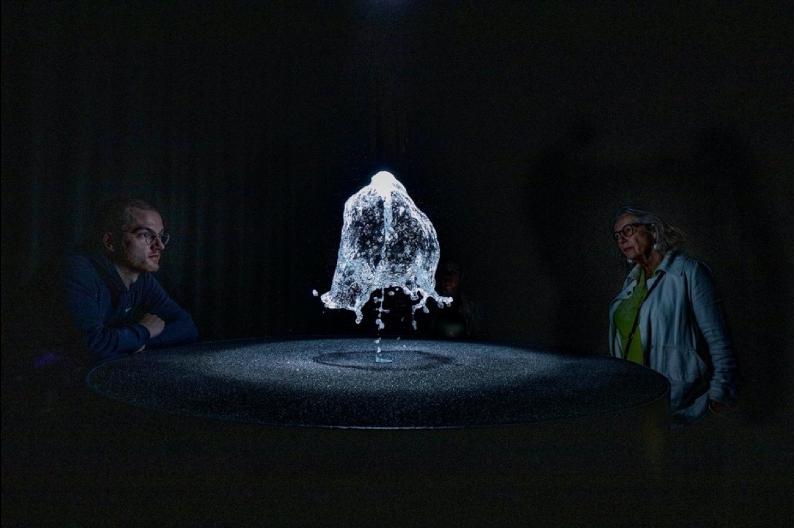 Big Bang Fountain, 2014.