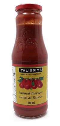 Strained Tomatoes Organic Italissima