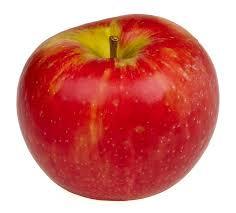 B.C Honeycrisp apples