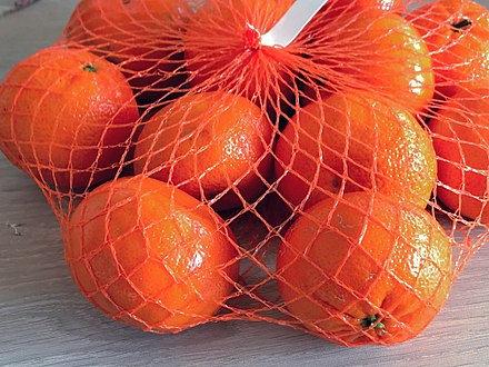 Mandarin 2 lb bag
