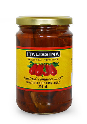 Sun Dried Tomatoes in Oil Italissima