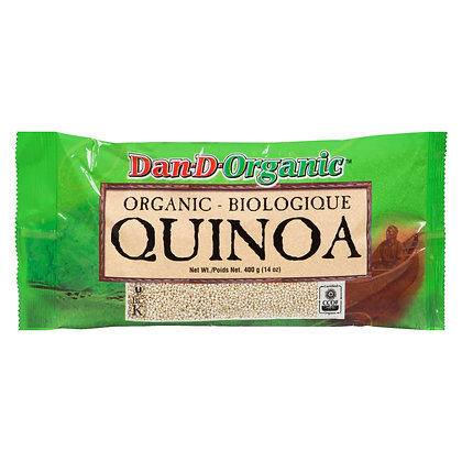 Organic Quinoa Dan
