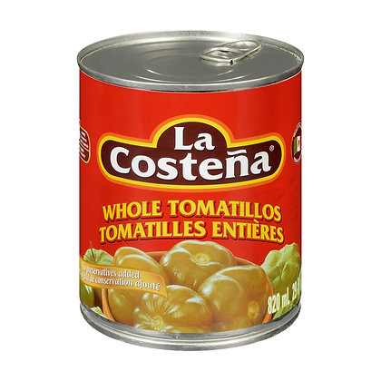 Whole Tomatillos La Costena