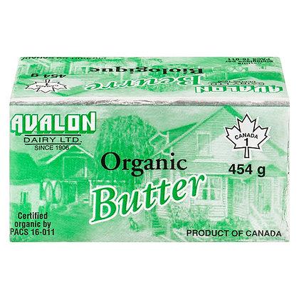 Salted Butter - Organic 454g