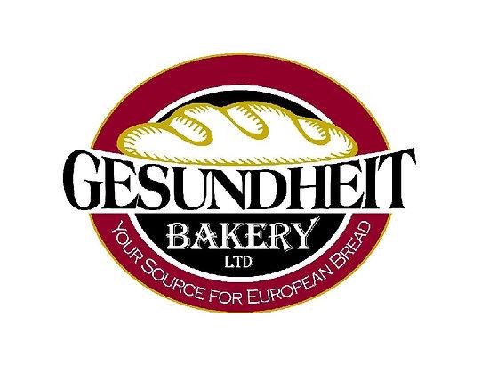 Classic 7 grain bread Gesundheit Bakery