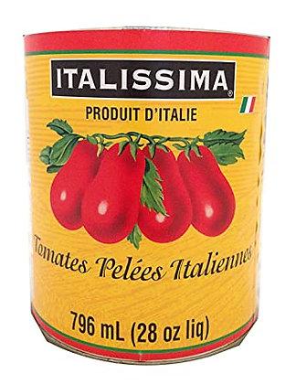 Italian Peeled Tomatoes Italissima