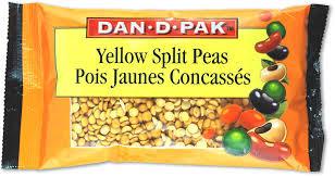 Yellow Split Peas - Dan D