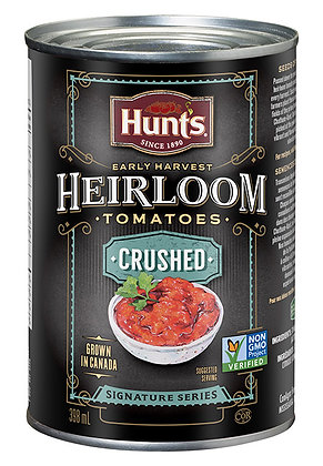 Heirloom Crushed Tomatoes Hunt's
