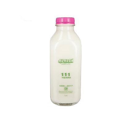 Milk 2% - Organic - 1L