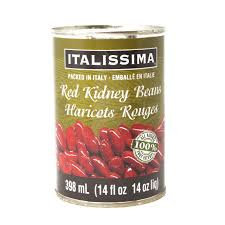 Red Kindney Beans Italissima
