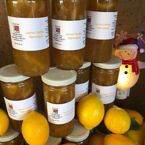 Lemon (medley) marmalade