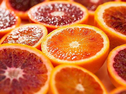 Blood oranges: 2