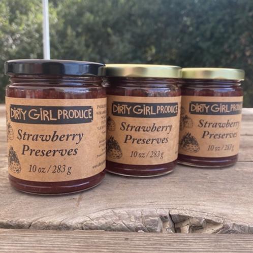 Strawberry Preserves (Dirty Girl Produce)